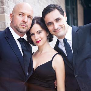 O Sole Trio: From Pavarotti to pop