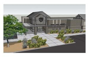 Phoenix construction company awarded $2.3 million contract for Safford police station