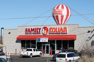 Family Dollar closing 370 stores