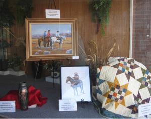 Christmas House announces raffle, auction items