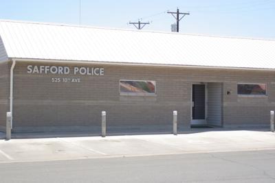Safford Police Dept.