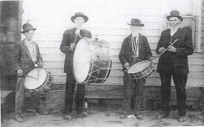 Pioneer Martial Band