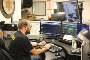 Answering the call: Graham County Dispatch