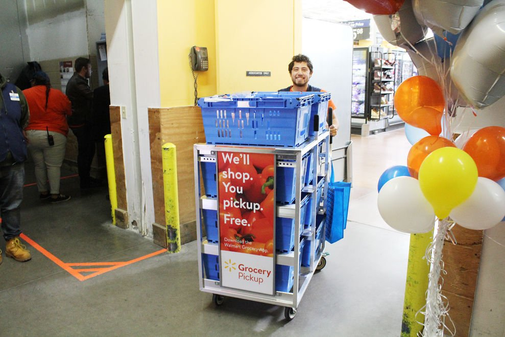 Safford Walmart opens online grocery pickup | Local News
