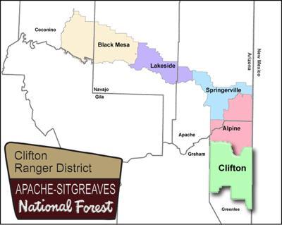 Clifton Ranger District