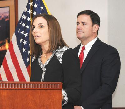 Martha McSally, Doug Ducey