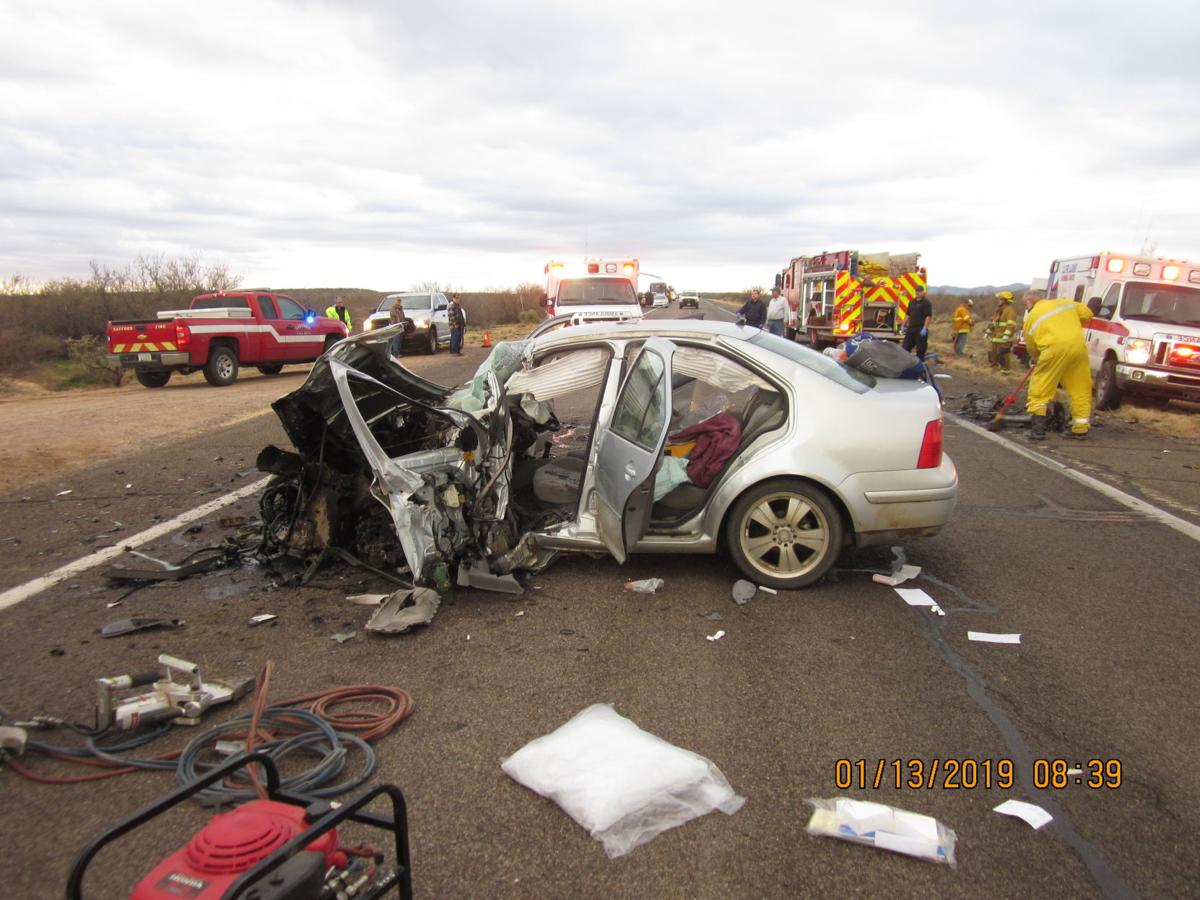 DPS investigates fatal collision on Highway 191   Local News Stories