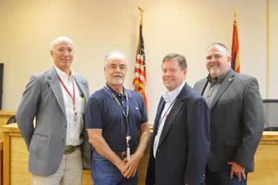 Board of Supervisors, Derek Rapier