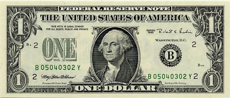 how to detect fake american currency