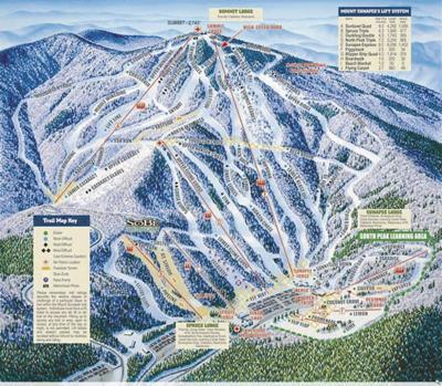 Mount Sunapee Ski Resort