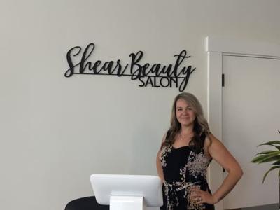 07032021 Daryl Turner owner of Shear Beauty Salon
