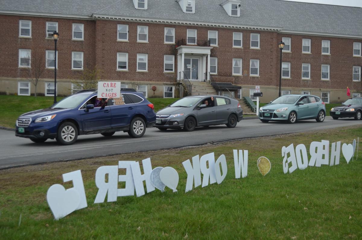 0502 Car Caravan Protest