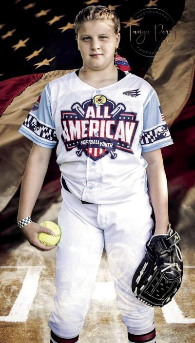 All-Americn Zoey Lord