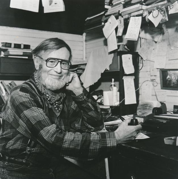 'An Inspiration to All': Nelson Bryant, outdoorsman and former Daily Eagle managing editor, dies at 96
