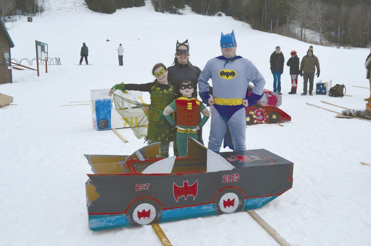 CLAREMONT - bat sled.JPG