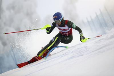 APTOPIX Finland Alpine Skiing World Cup