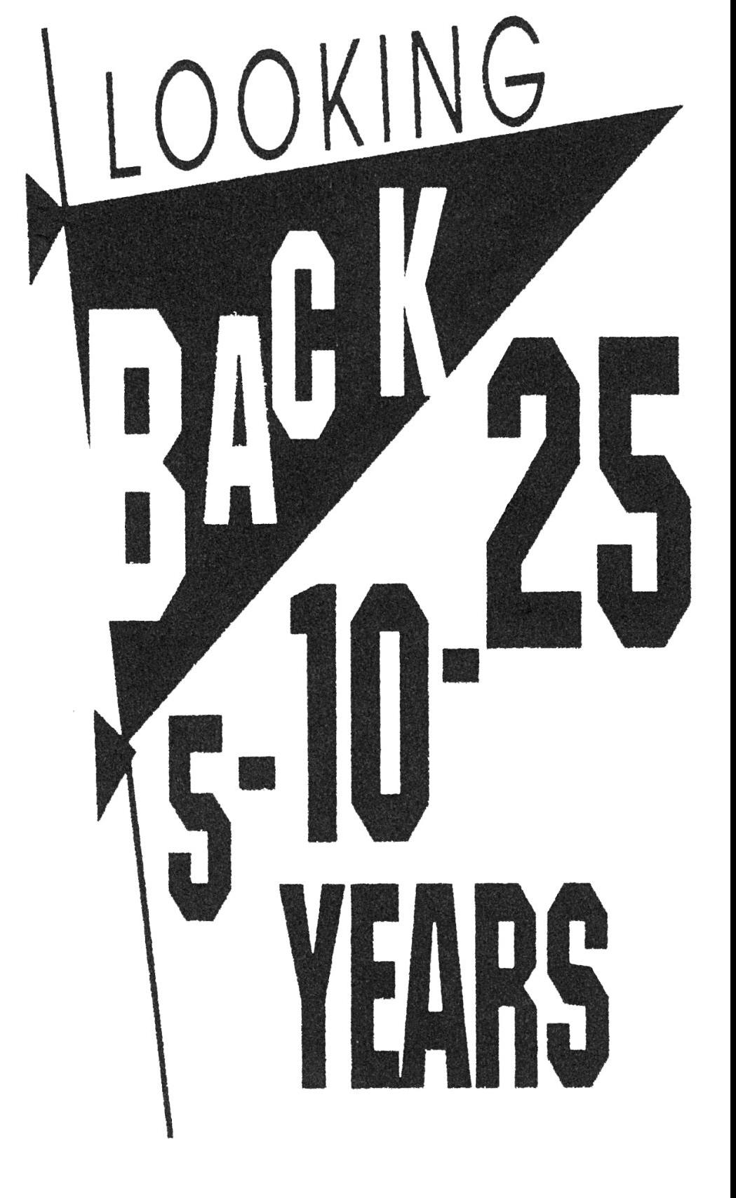 Looking Back Logo