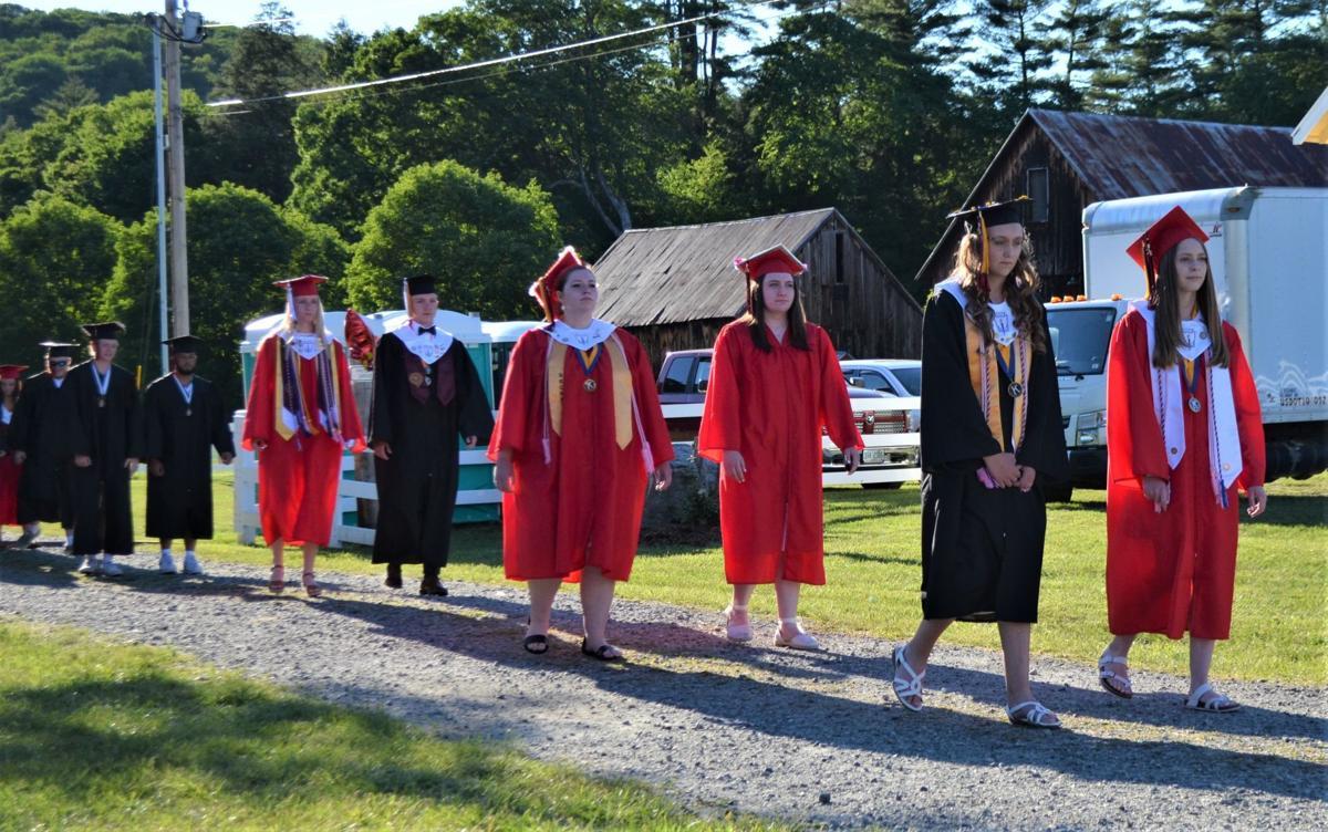 06122021 Stevens Class of 2021 Graduation