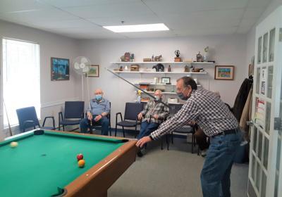 Photo: Senior center
