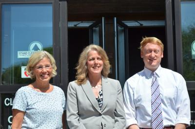 State senators visit Claremont