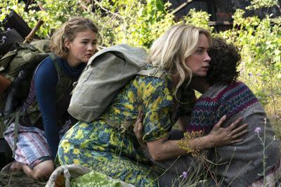 05222021 Review: Krasinski offers fresh thrills in 'A Quiet Place 2'