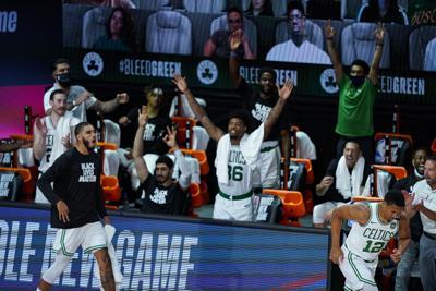 08082020 Nets Celtics Basketball