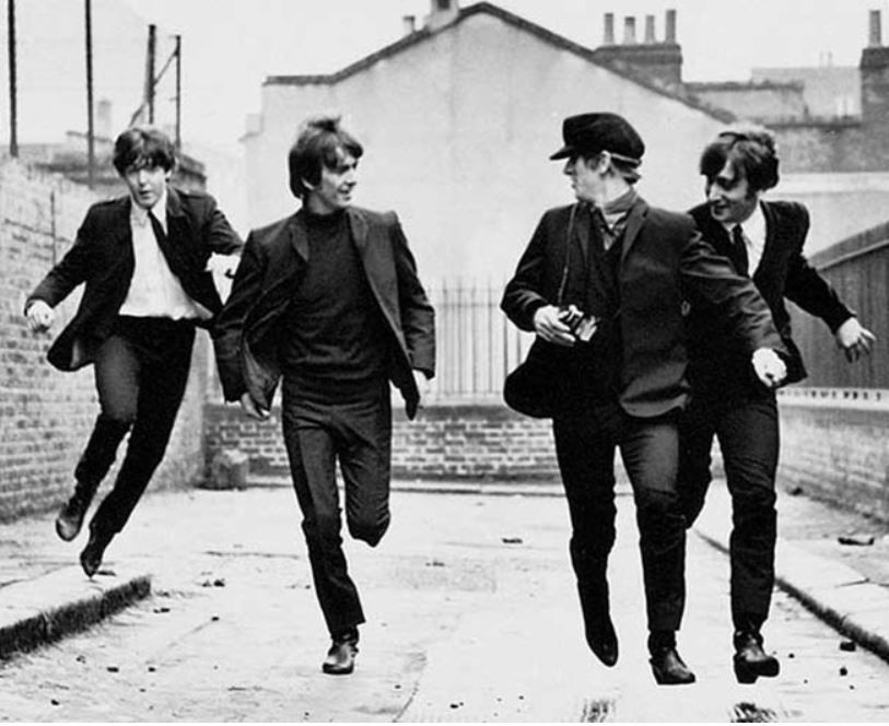 The Beatles Start Classic Movies Of 60s Saturday April 7
