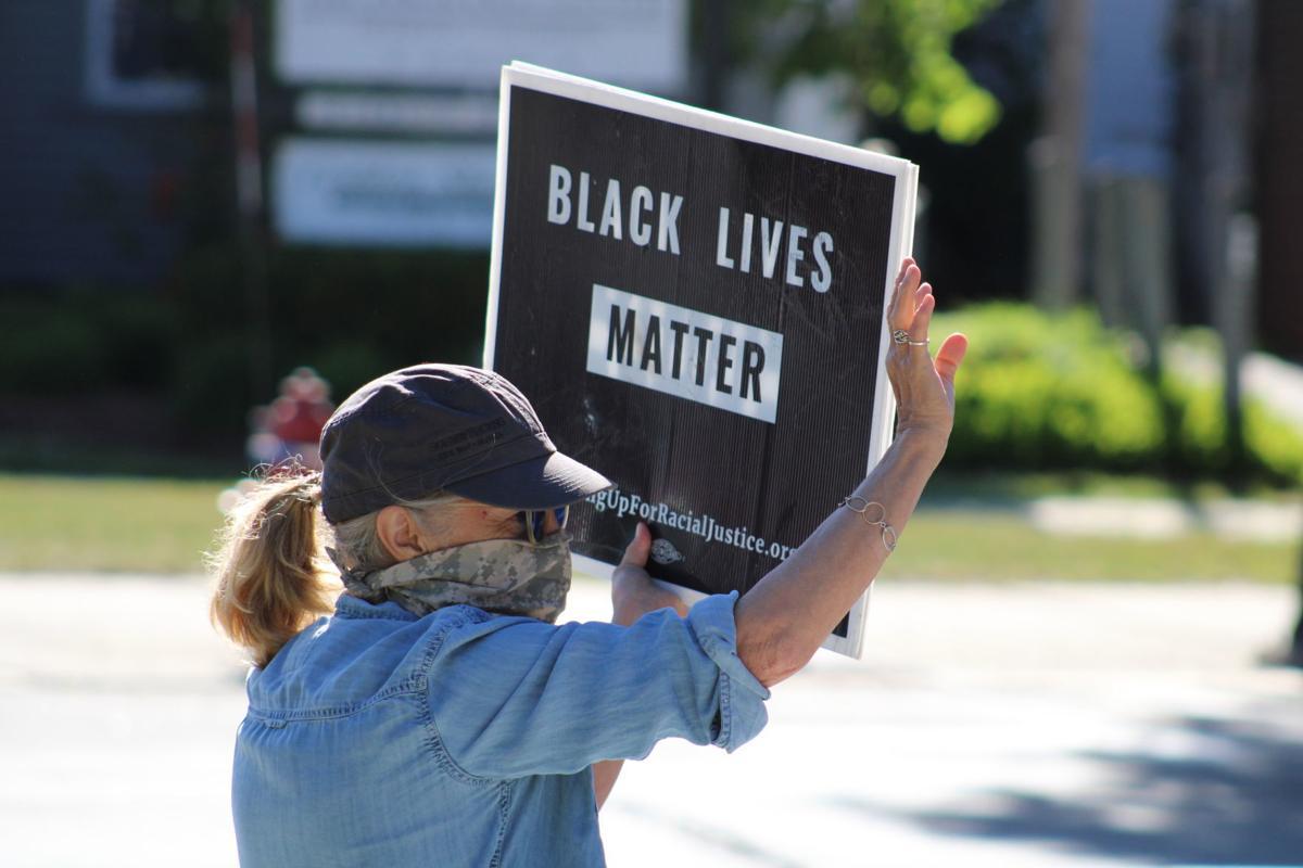 0609 Claremont BLM Protest 1