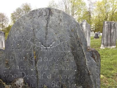 Gravestones and history