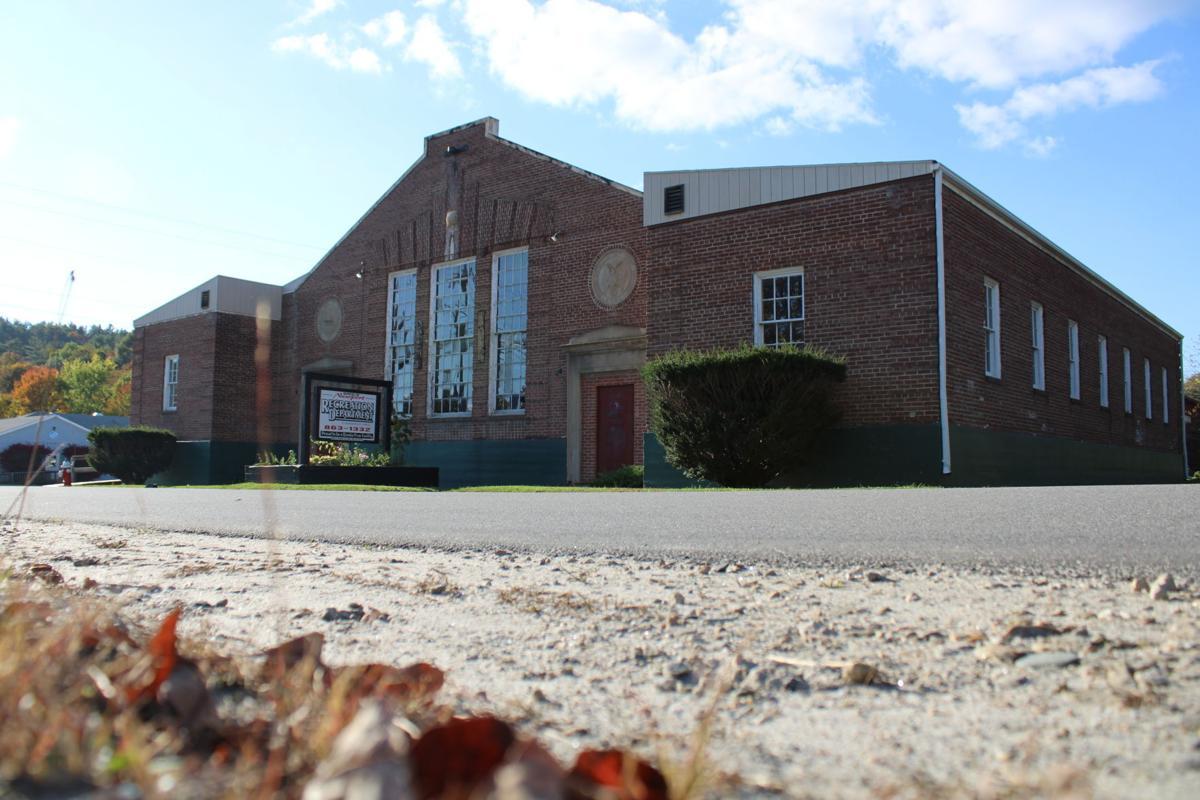 10092021 Newport Community Center Building
