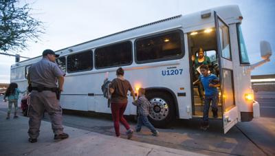 0215 Border Patrol Bus Checks
