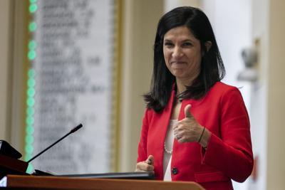 Election 2020 Maine Senate Sara Gideon