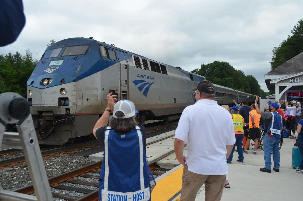 07212021 Amtrak's The Vermonter Close-Up