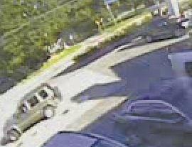 Suspect Jeep