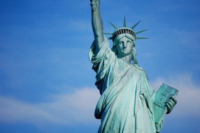 07032020 Brambling Statue of Liberty