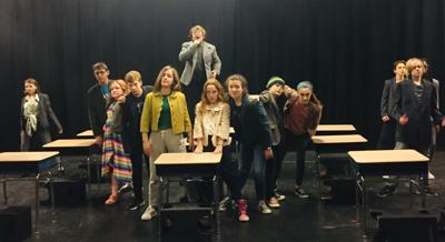 New England Youth Theatre Matilda