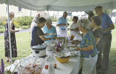 August Supper at St. Luke's