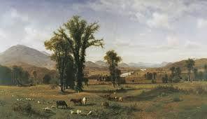 Albert Bierstadt's View of Mt. Ascutney