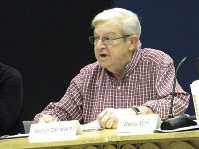 Business Administrator George Caccavaro