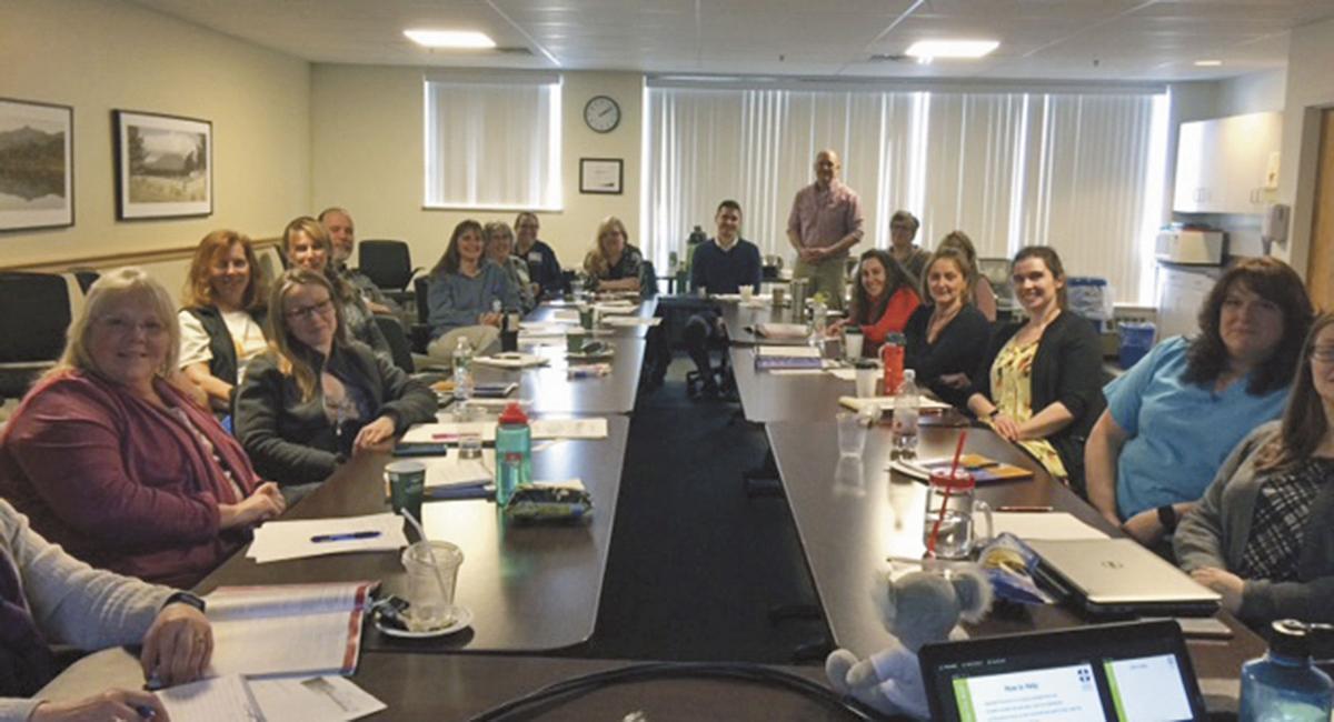 Hcrs Trains Mt Ascutney Hospital Staff In Mental Health First Aid