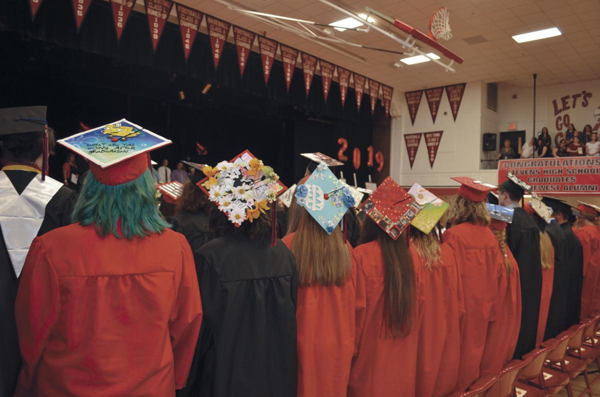 0605 Online Stevens High School commencement 2019