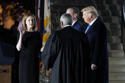 10282020 APTOPIX Trump Supreme Court Barrett
