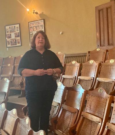 09022021 Newport Opera House Director Meg Cowan