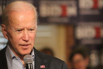Exclusive: Biden comments on endorsement switch, censures Trump's NATO leadership