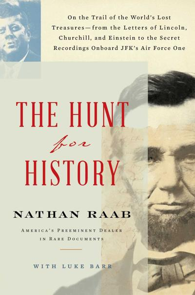 0613 Bookworm Hunt for History Cover