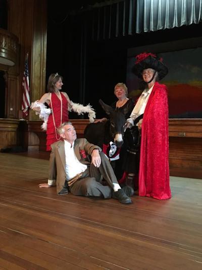 The Vaudeville Troupe