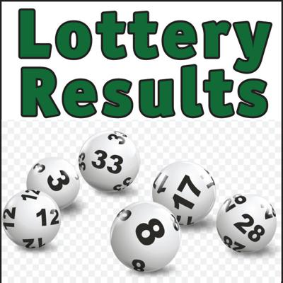 Lottery Results Header