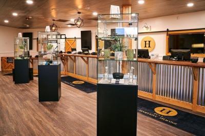 Haverhill's third pot shop to open