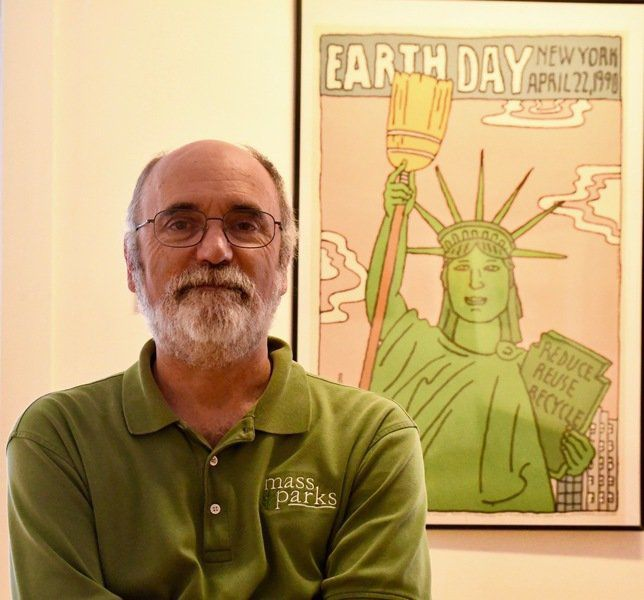 CHEAP SEATS A timely plea; 'Green Politics' poster exhibit strikes a topical chord