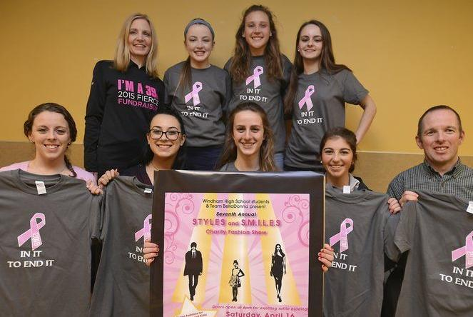 Windham High hosts 7th charity fashion show